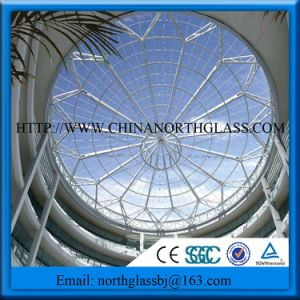 Hollow Glass Skylight for High Building pictures & photos