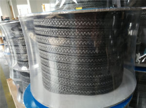 Braided Graphite PTFE Packing with Good Shape pictures & photos