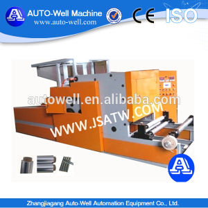 Automatic Aluminium Foil Rewinder pictures & photos
