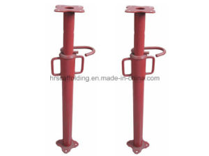 Adjustable Steel Props Scaffolding/ Shoring Steel Prop & Scaffold Prop Jack & Adjustable Telescopic pictures & photos