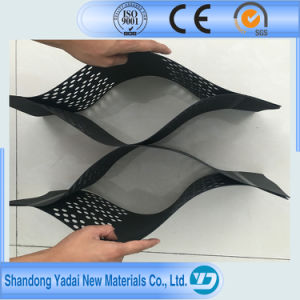 Honeycomb Structure Plastic HDPE Geocell for Railway, Highway pictures & photos