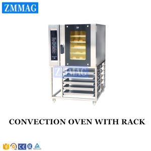 Industrial 5 Trays Electric Combi Steamer Oven (ZMR-5D) pictures & photos