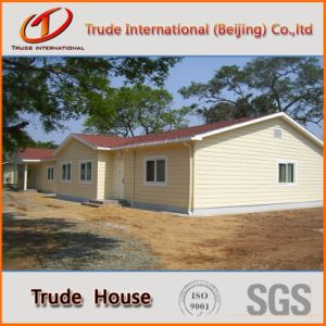 Customized Light Steel Frame Mobile/Modular/Prefab/Prefabricated Living Villa pictures & photos