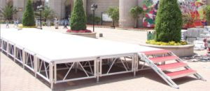 Aluminum Stage Event Stage Show Stage pictures & photos