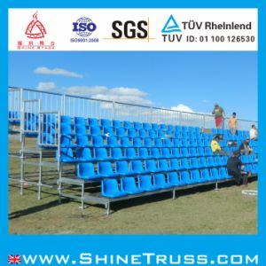 Outdoor Portable Indoor Bleachers Steel Bleachers pictures & photos