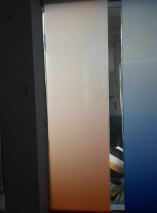 Factory Priced Color Gradient Changed Smart Glass with CE SGS pictures & photos