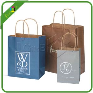 High Quality Gift Shopping Craft Paper Bag pictures & photos