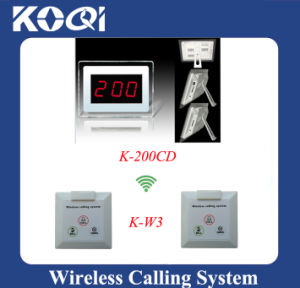 Service Bell System for Restaurant pictures & photos
