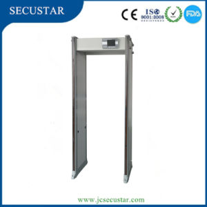 Hot Sales Door Frame Metal Detector with 18 Detection Zones pictures & photos
