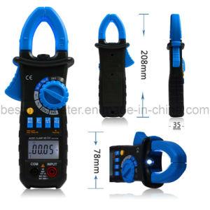 Auto Range Digital AC/DC Current Hz Clamp Meter Tester (ACM03) pictures & photos