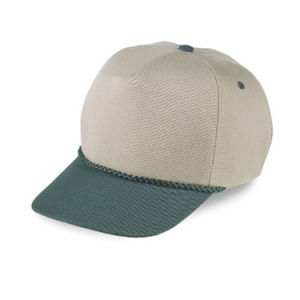 100% Cotton Blank Snapback Cap (JRN015) pictures & photos