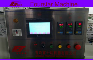 Biscuit Cake Bread Flow Wrapper Machine pictures & photos
