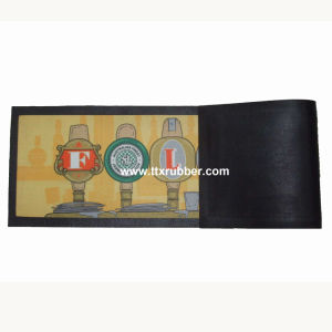 Eco-Friendly Custom OEM ODM Printing Rubber Bar Mat pictures & photos