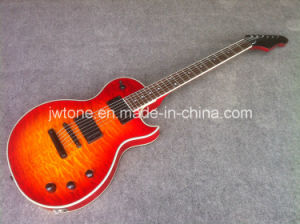 Cherry Burst Color OEM Quality Electric Guitar pictures & photos