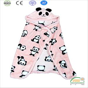 Cute Printing Baby Blanket pictures & photos