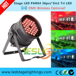 LED Stage Strobe Light 36*3W PAR Can pictures & photos