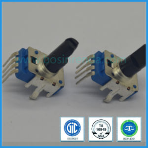 11mm Rotary Potentiometer with Single Unit for Audio Equipment pictures & photos