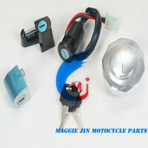 Motorcycle Parts Lock Set for Motorcycle Xf125 pictures & photos