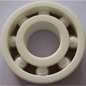 Full Ceramic Hybrid Ceramic Ball Ceramic Bearing (6202 6203 6204 6205 6206 6207 6208 6209) pictures & photos