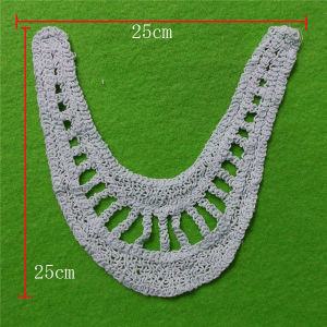 Fashion Eyelet Cotton Collar (cn67) pictures & photos
