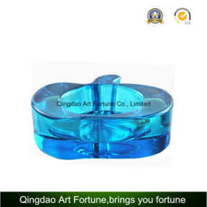 Blue Color Apple Candle Holder for Daily Decor pictures & photos