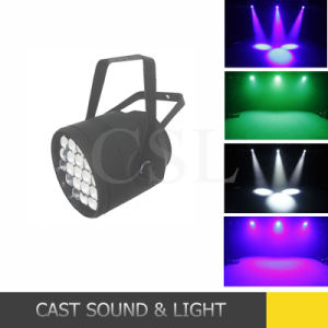 New 19PCS 4in1 15W Osram Beam Zoom LED PAR Can pictures & photos