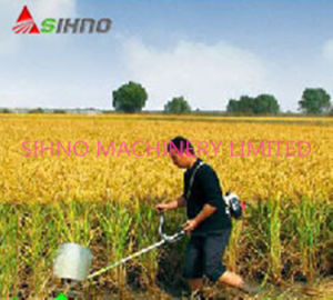 The Factory Price Small Multi-Purpose Lawn Rice Harvester for Cutting Machine pictures & photos
