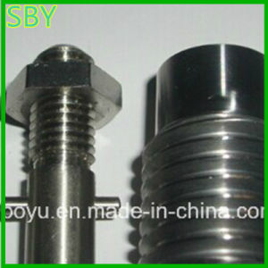 CNC Machining Non-Standard Screw From Chinese Factory (P091) pictures & photos