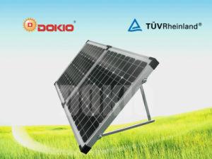 Solar Panel 80W (40Wx2) pictures & photos