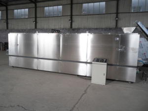 Microwave Continuous Tunnel Type Tray Tunnel Dryer pictures & photos