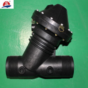 Spring-Assist Closed Norly Diaphragm Valve