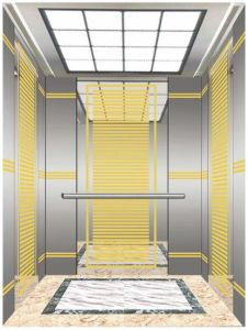 AC Vvvf Drive Passenger Elevator Without Machine Room (RLS-207) pictures & photos