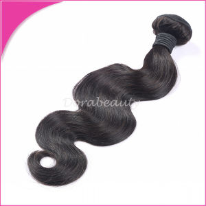 Wholesale Remy Human Hair Weave 7A Peruvian Virgin Hair Extension pictures & photos