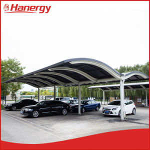 Hanergy Solar Energy Small Garage with Solar Panel Kit