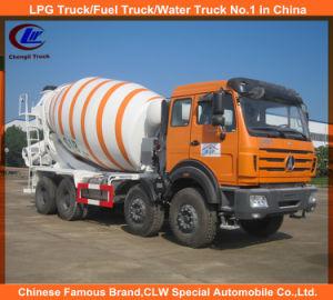 12cbm Heavy Duty Beiben Concrete Mixer Truck pictures & photos