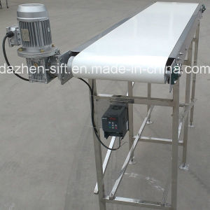 Dzds Food Belt Conveyor with Stainless Frame pictures & photos