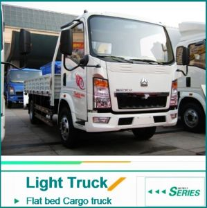 2 Tons Light Truck Sinotruk HOWO Light Cargo Truck