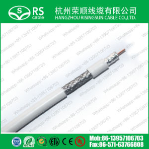 17vatc En50117/En50173 Coaxial Cable Ce/RoHS/Reach Approved