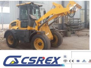 CE 1700kg 1.7t CS917 Utility Small Wheel Loader From Csrex pictures & photos
