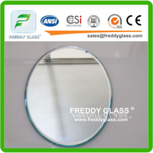 6mm Clear Silver Mirrror with Green Back/ Copper Free Silver Mirror/ Bathroom Mirrors pictures & photos