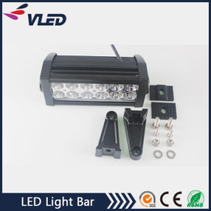 36W Dual Row LED Light Car Driving Lights LED Light Bar pictures & photos