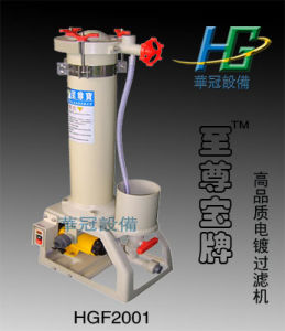 Hgf-100% New Product for Chemical Liquid Paper Filter