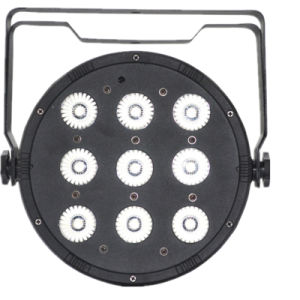 9*10W Portable LED PAR Light for Stage Theater pictures & photos