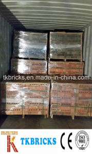 215*102.5*65there Holes Brick for Building, Supply to Japan Market Construction Brick/Hollow Brick Wall/Clay Brick, China Supplier