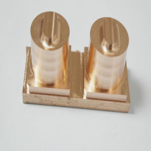 Competitive Price CNC Components with Brass / Copper