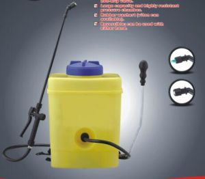 Malaysia Model 15L Knapsack Manual Sprayer with Ce (HT-15Q) pictures & photos