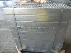Plain, Close End, Hot-DIP Galvanized Steel Grating (JG1008/40/100) pictures & photos