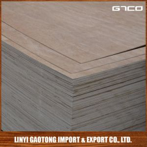 China 18mm Linyi Commercial Veneer Plywood Sheet Price Cabinet ...