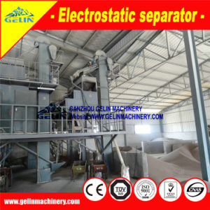 Complete Ilmenite/Rutile/Zircon Beneficiation Line From Black Sand pictures & photos