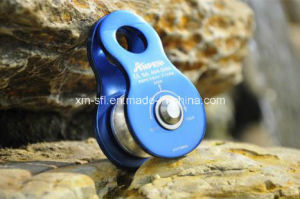 Anpen Aluminum Single Rescue Pulley (U15) pictures & photos